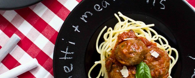 Organic spaghetti and meatballs, plus why Woolies wins over Coles