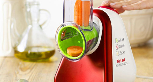 WIN a Tefal Fresh Express mini food processor (closed)