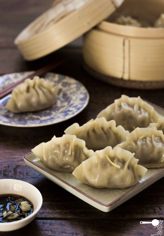 Northern Chinese Lamb Dumplings (饺子) | Wholesome Cook