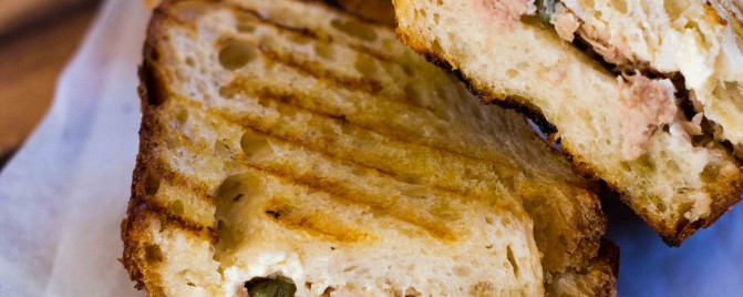 How to make Perfectly Grilled Sandwiches without a Cafe-Style Press