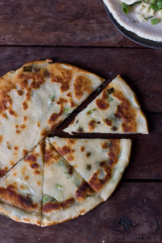 5 Ingredient Skillet Bread