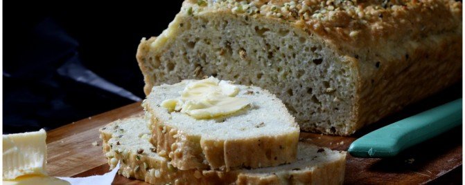 Grain and Gluten-free Bread | Guest Post by Sherilyn Palmer from Whole Promise