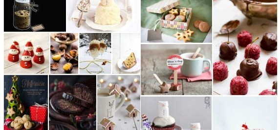 40 Christmas Recipes and Foodie Gifts for 2012