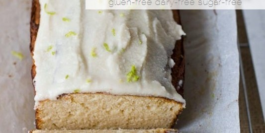 Coconut and Lime Pound Cake