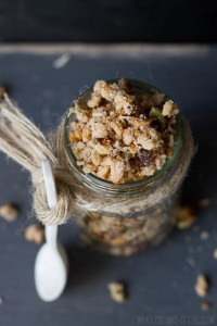 Healthy Homemade Granola-2