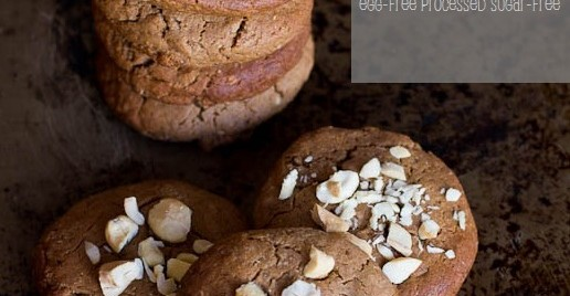 Chewy Chocolate and Peanut Butter Cookies