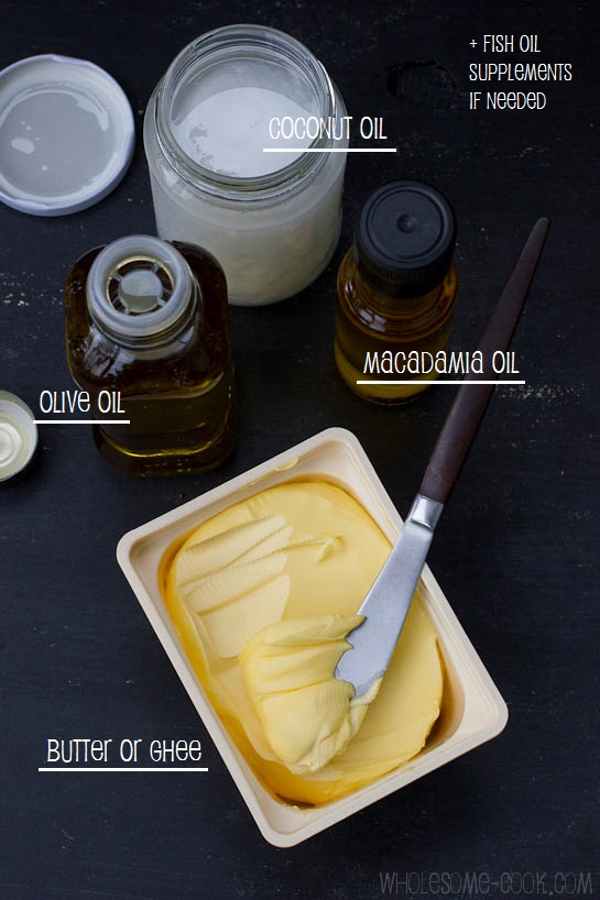 Butter vs Margarine and Other Fats