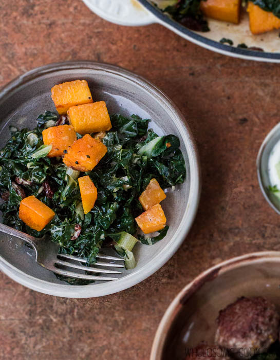Silverbeet Chard and Pumpkin Hash Recipe Chard