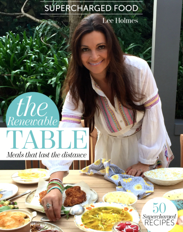The-Renewable-Table Lee Holmes