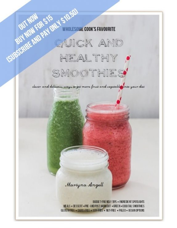 Buy Now or Save Smoothie eBook