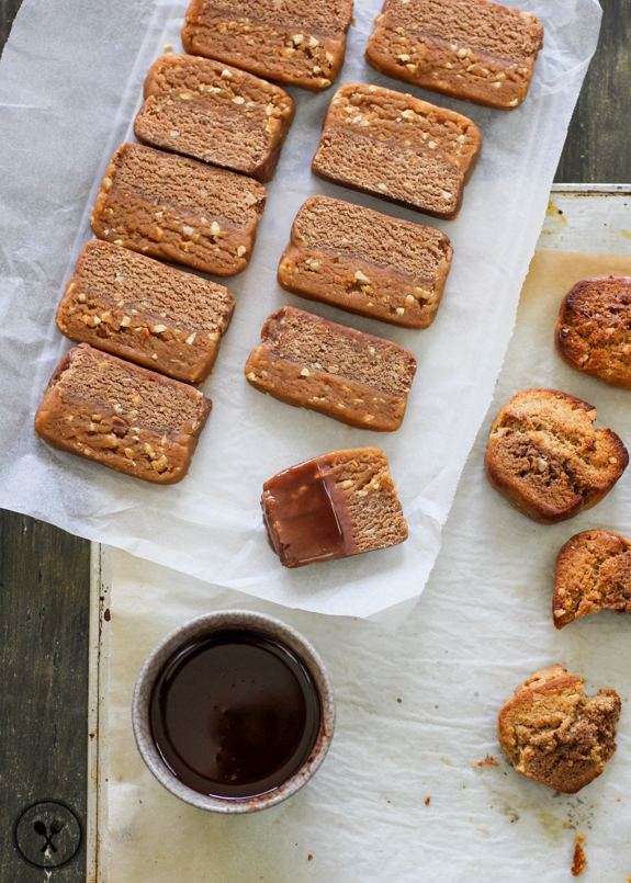 Homemade Snickers Bars and Cookies | Wholesome Cook
