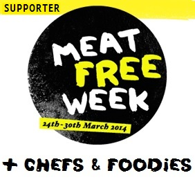 Meat Free Week Supporter