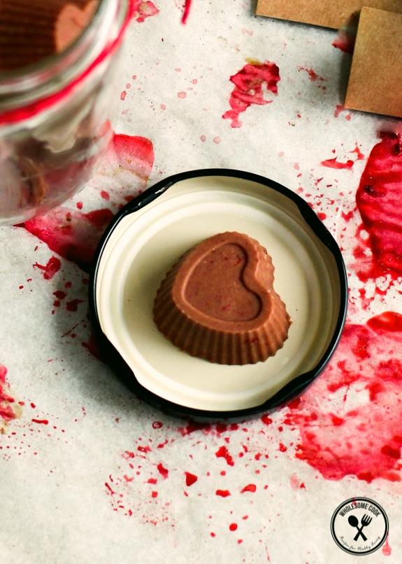 Raw Strawberry Chocolate