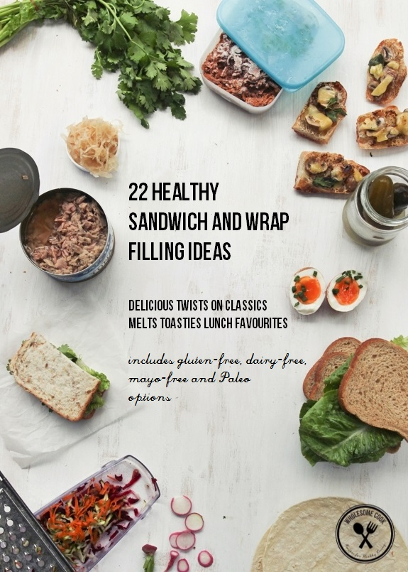 22 Healthy Sandwich and Wrap Filling Ideas