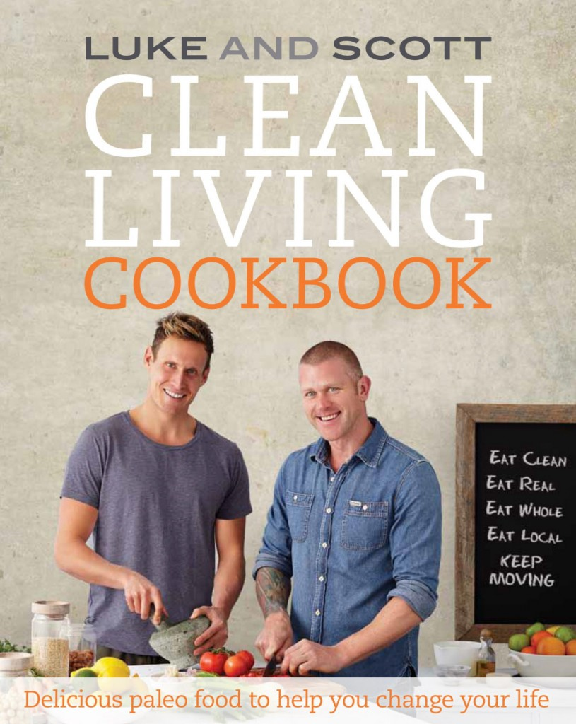 Clean Living Cookbook Giveaway