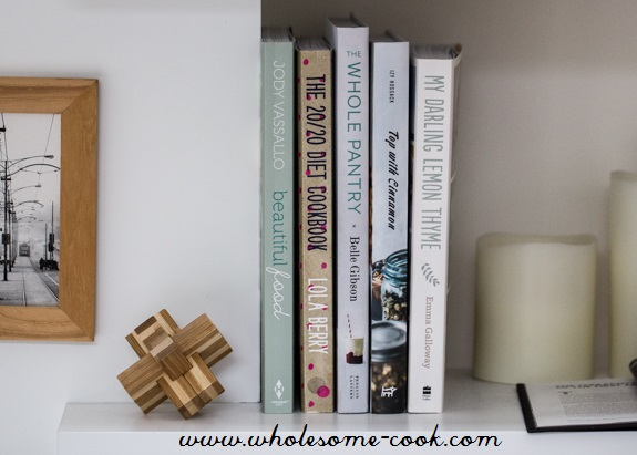 My favourite cookbooks January 2015