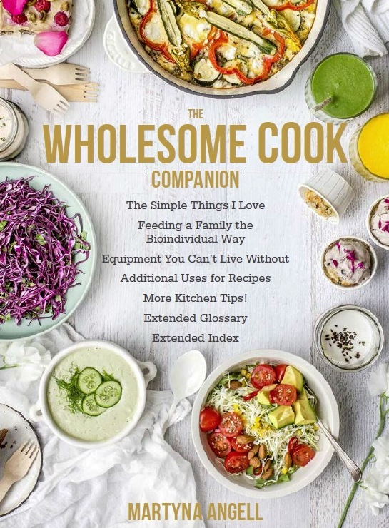 The Wholesome Cook Companion FREE eBook