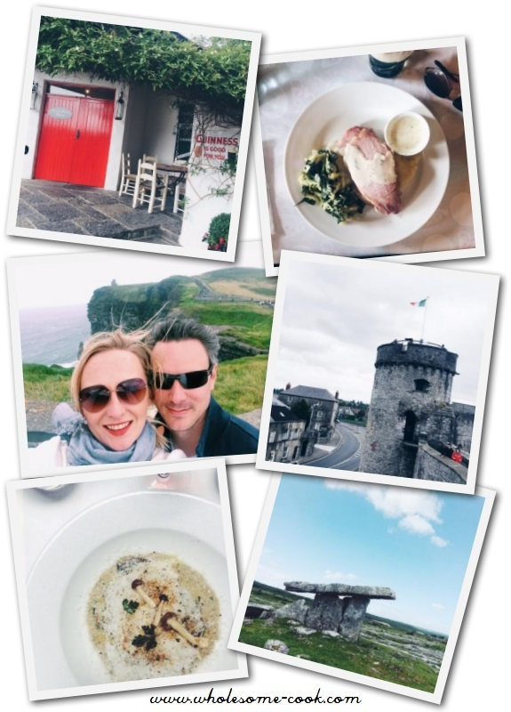 Our time in Ireland