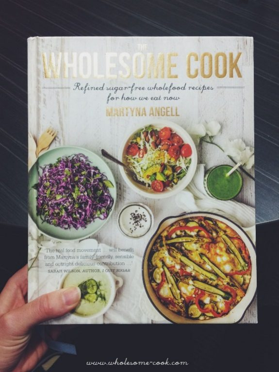 The Wholesome Cook book first look!