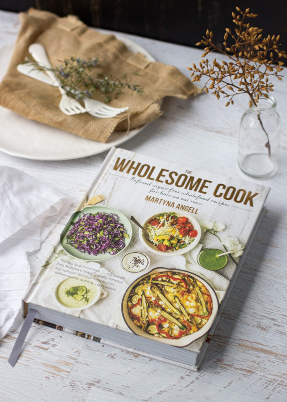 The Wholesome Cook Book Martyna Angell-2