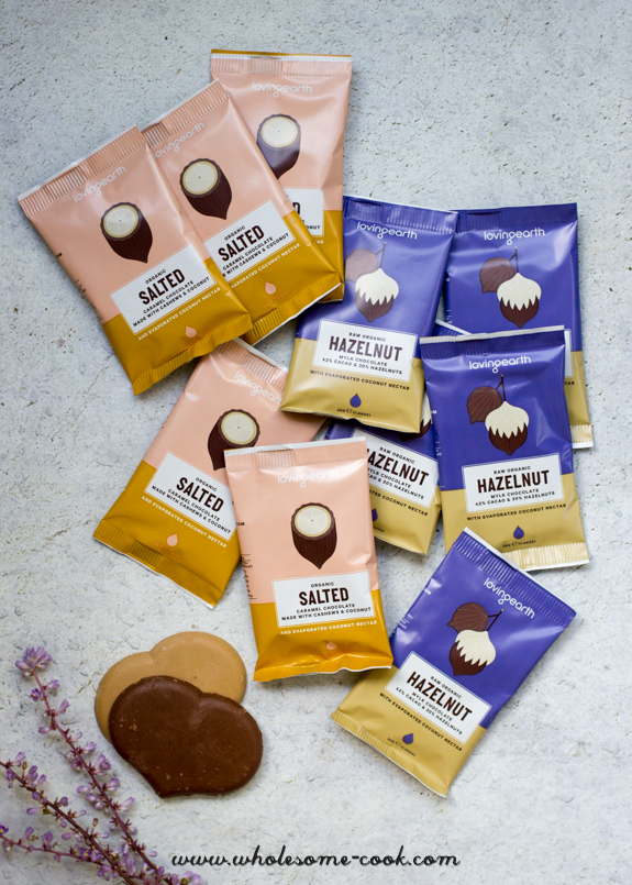 WIN Loving Earth LuvJu Chocolate Packs