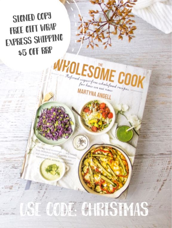 The Wholesome Cook Book for Christmas Free Express Shipping Offer