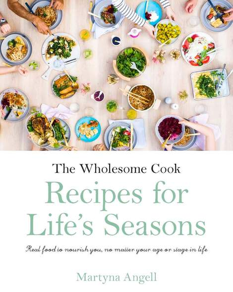 My New Book Recipes for Life's Season is here!
