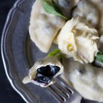 5 Ingredient Blueberry Dumplings