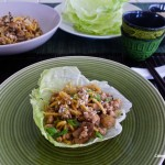 Quick Pork San Choy Bow