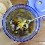 French Women's Magical Leek Soup