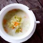 Fermented Dill Pickle Soup | Zupa Ogórkowa