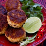 5 ingredients: Spicy Thai-inspired Fish Cakes