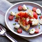 Dinnerdate Panzanella Salad