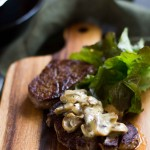 The best mushroom sauce for steaks
