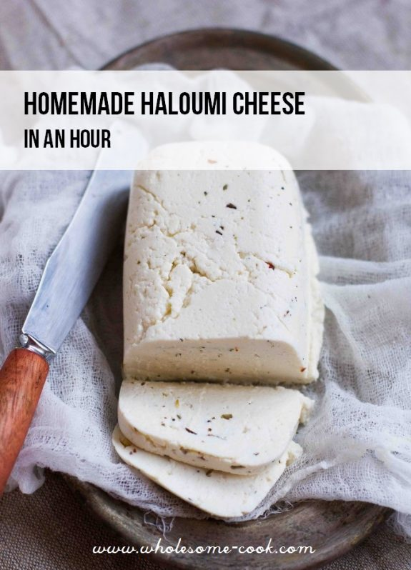 Homemade Haloumi Cheese Recipe Microwave