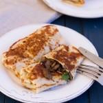Meatless Monday: Mushroom Crepe Croquettes