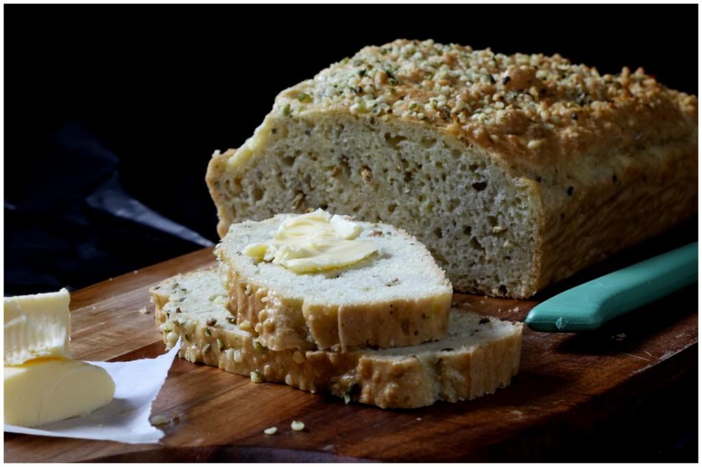 Grain and Gluten-free Bread | Paleo Bread