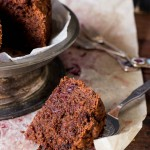 Vegan Beetroot Chocolate Cake Gluten-free