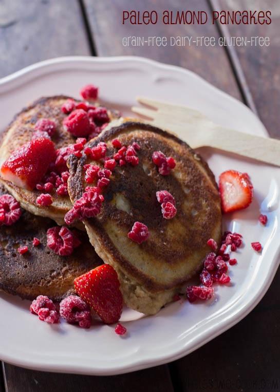 Paleo Almond Pancakes