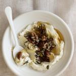 Strained Yoghurt cream Cheese Shrikhand