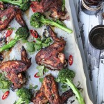 Authentic Jamaican Jerk Chicken Wings
