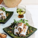 Banh Cuon for a Vietnamese Feature in Nourish Magazine