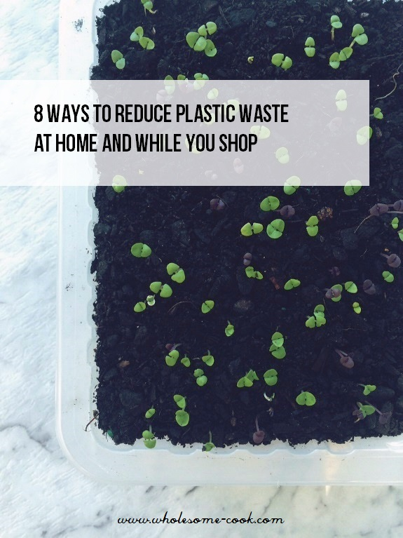 8 Ways to Reduce Plastic Waste at Home and While You Shop (1)