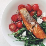 Crispy-Skin-Salmon-with-Buckwheat-Salad