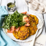 7 TIPS FOR REDUCING FOOD WASTE - WONKY VEGETABLE BREAKFAST FRITTERS