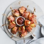 Grilled Bacon Pineapple Bites
