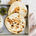 Easy Homemade Yoghurt Flatbread